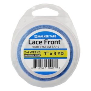 Fita Adesiva Lace Front 3 Yards Walker Tape Selecione o Tamanho