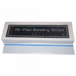 Fitas Adesivas Para Prótese Capilar Air Flex Bonding Azul 30 cm x 4.0 cm 100 Unidades
