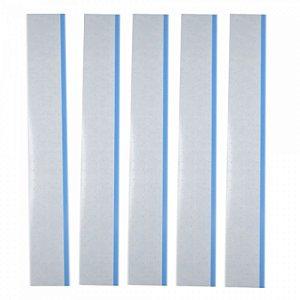 Fitas Adesivas p/ Prótese Capilar Air Flex Bonding Azul 30 cm x 4.0 cm 5 unidades