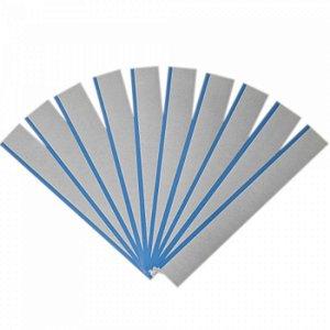 Fitas Adesivas Para Prótese Capilar Air Flex Bonding Azul 30 cm x 4.0 cm 10 unidades