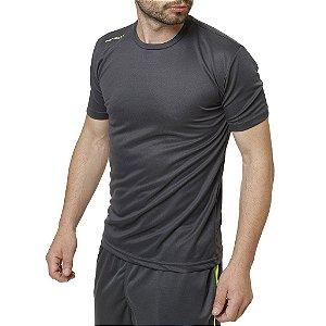 Camiseta Esportiva Masculina Penalty - Cinza