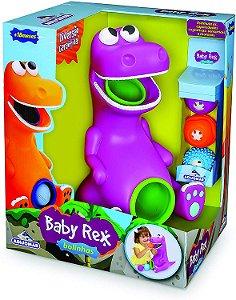 Baby Rex Bolinhas - Adijomar