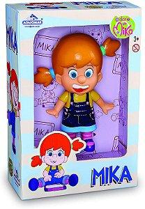 Boneca Mika - Adijomar