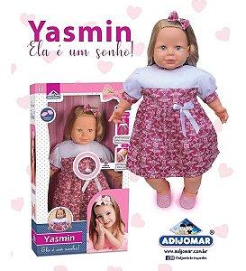 Boneca Yasmin - Adijomar