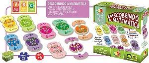 Descobrindo a matemática - Iob Brinquedos