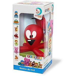 Boneco Fred de Vinil - Cardoso Toys