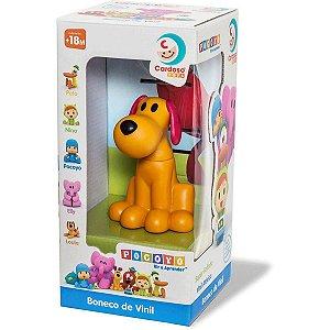 Boneco Loula de Vinil - Cardoso Toys