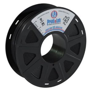 FILAMENTO IMPRESSÃO 3D PRINTALOT PETG *2,85MM* PRETO 1KG