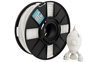 FILAMENTO IMPRESSÃO 3D 3DVALE ABS BRANCO WHITE (GESSO) 1KG