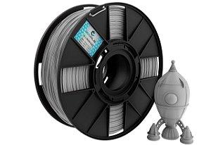 FILAMENTO IMPRESSÃO 3D 3DVALE ABS CINZA CLARO 1KG