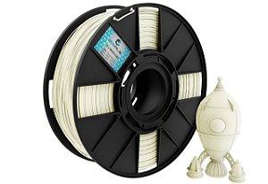 FILAMENTO IMPRESSÃO 3D 3DVALE ABS NATURAL 1KG