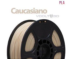 FILAMENTO IMPRESSÃO 3D VOOLT PLA CAUCASIANO 1KG