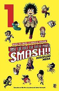 My Hero Academia Smash!! - Vol. 01