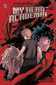 My Hero Academia - Vol. 10