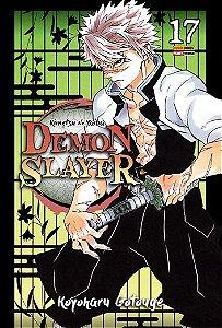 Demon Slayer - Kimetsu no Yaiba - Vol.  17