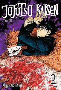 Jujutsu Kaisen - Batalha de Feiticeiros - Vol. 02