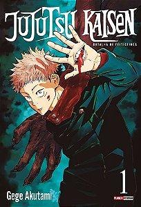 Jujutsu Kaisen - Batalha de Feiticeiros - Vol. 01
