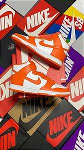 Nike Dunk High Orange Blaze