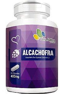 Alcachofra 60 Cápsulas 400mg - Flora Nativa
