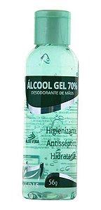Álcool Gel 70% 56g - Vedis