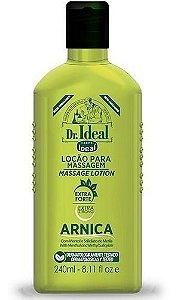 Loção De Massagem Arnica Muscular 240ml - Ideal