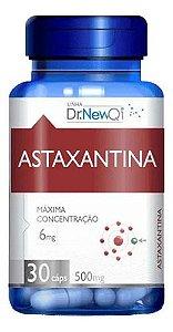 Astaxantina 30 Cápsulas 500mg - Dr New Qi