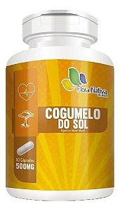 Cogumelo De Sol 500mg 60 Cápsulas - Flora Nativa