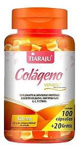 Colágeno Verisol 420mg 120 Cápsulas - Tiaraju
