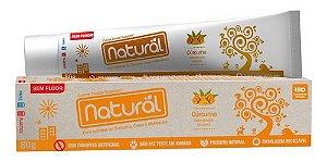 Creme Dental Cúrcuma 80g - Natural