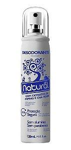 Desodorante Chá Verde 120ml - Organico Natural