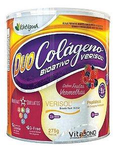 Colageno Hidrolisado Em Pó Verisol Duo 2 Em 1 275g - Katigua