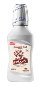 Enxaguante Bucal Café 250ml - Orgânico Natural