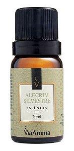 Essência Alecrim Silvestre 10ml - Via Aroma