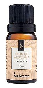 Essência Flor De Algodão 10ml - Via Aroma