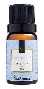 Essência Lavanderia 10ml - Via Aroma