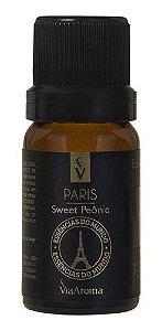 Essência Paris Sweet Peônia 10ml - Via Aroma