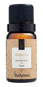 Essência Vanilla 10ml - Via Aroma