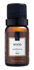 Essência Wood 10ml - Via Aroma