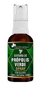 Extrato De Própolis Verde Spray 30ml - Flora Nativa