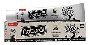 Gel Dental Carvão Ativado 80g - Natural