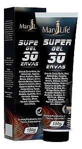 Pomada Super Gel 30 Ervas 150g - Mary Life
