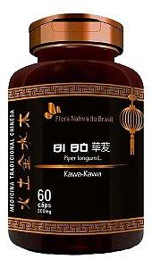 Kawa Kawa 300mg 60 Cápsulas - Flora Nativa
