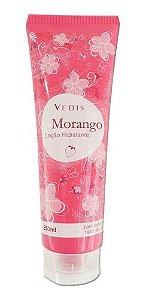 Loção Hidratante Morango 250ml - Vedis