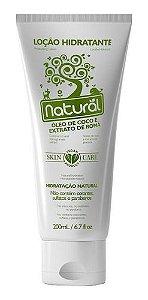 Loção Hidratante 200ml - Natural