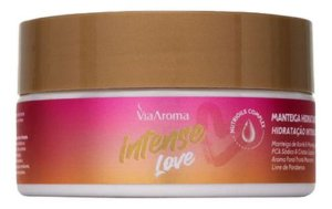 Manteiga Corporal Intense Love 200g - Via Aroma