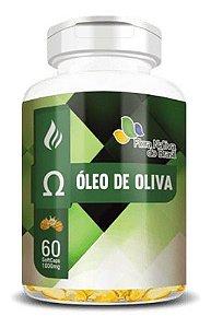 Óleo De Oliva 1000mg 60 Cápsulas - Flora Nativa