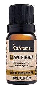 Óleo Essencial Manjerona 10ml - Via Aroma