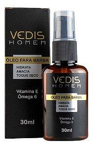 Óleo Para Barba 30ml - Vedis