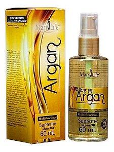 Óleo De Argan Supreme 50ml - Mary Life