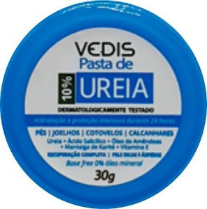 Pasta De Ureia 30g - Vedis